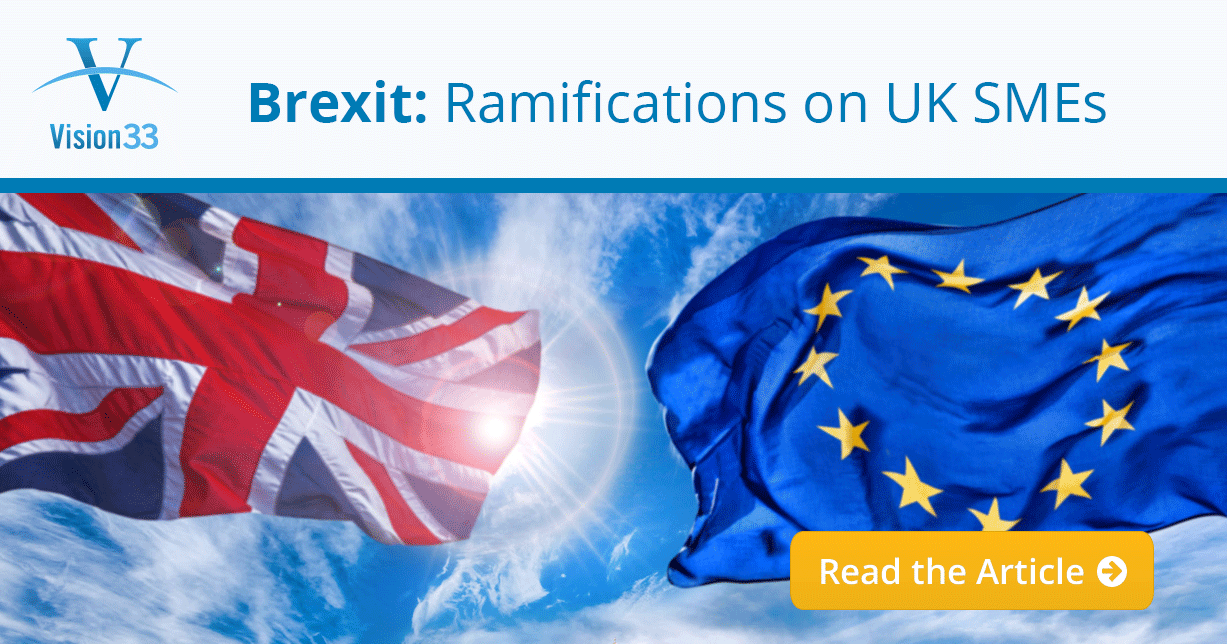 Brexit: Ramifications on UK SMEs