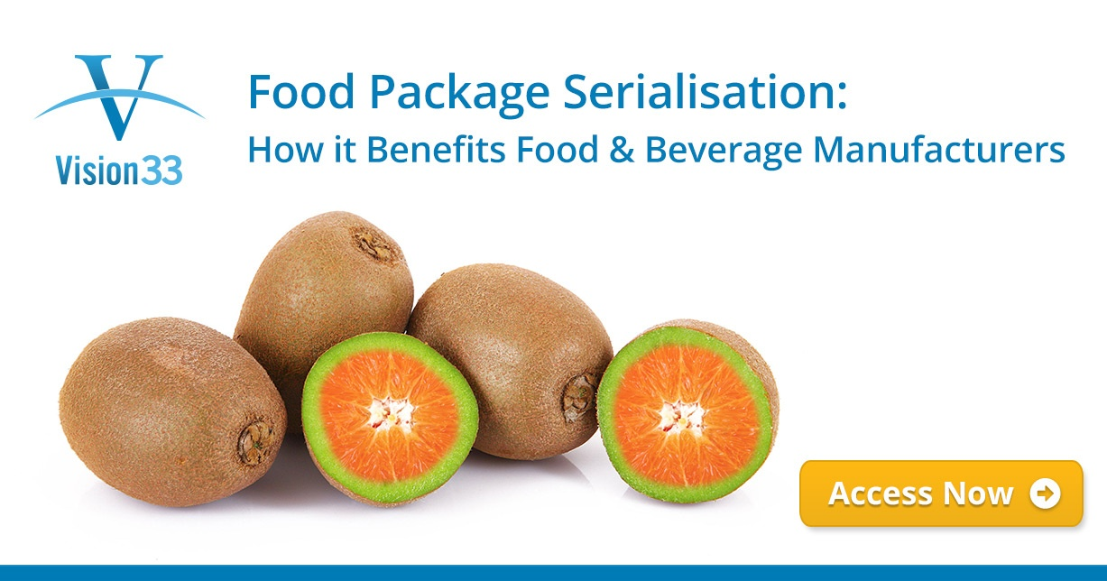 Food Package Serialisation: How it Benefits Food & Beverage Manufacturers