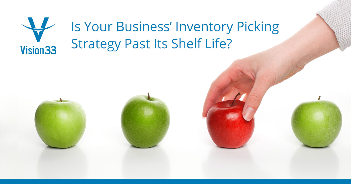Is Your Business' Inventory Picking Strategy Past Its Shelf Life?