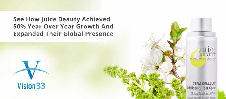 ERP Case Study: How One Cosmetics Manufacturer Grew by 50% in One Year