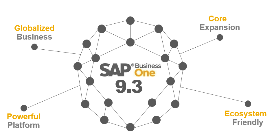 The Best of What's New in SAP Business One 9.3