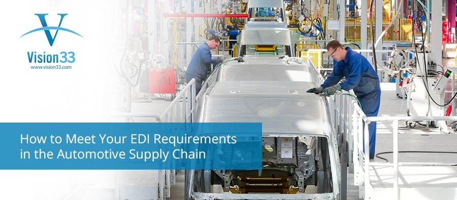 What is EDI (Electronic Data Interchange) and Why Should the Auto Supply Chain Care?